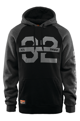 THIRTY TWO MARQUEE HOODED PULLOVER