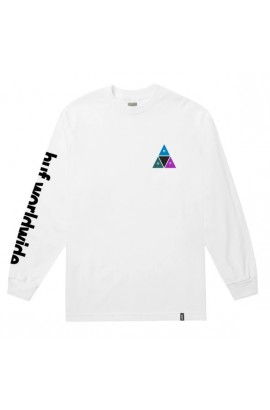 HUF PRISM TT L/S TEE