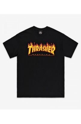 TRASHER FLAME LOGO
