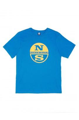 NORTH SAILS TSHIRT S/S W/GRAPHIC