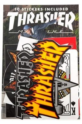 TRASHER 10 PACK