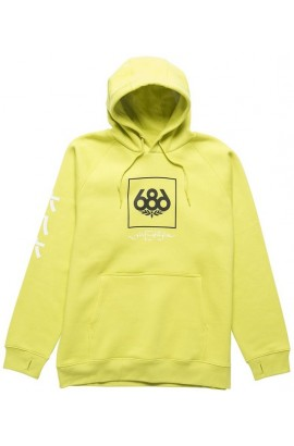 686 MNS ONE WORLD PULLOVER HOODY