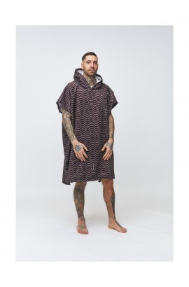 AFTER ESSENTIALS PONCHO WAVES