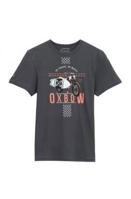 OXBOW TACKA TEE SHIRT MANCHES
