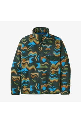 PATAGONIA M'S LW SYNCH SNAP-T P/O - EU FIT