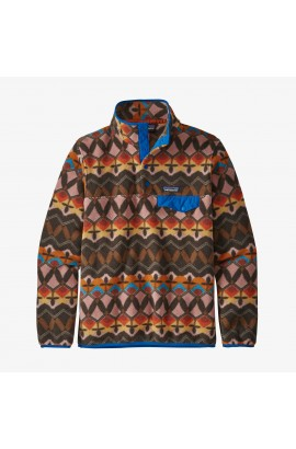 PATAGONIA W´S LW SYNCH SNAP-T P/O
