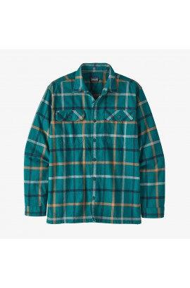 PATAGONIA M´S L/S FJORD FLANNEL SHIRT