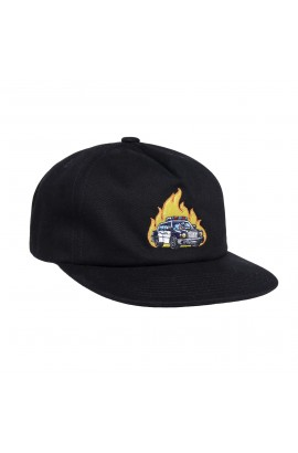 HUF ROASTED UNSTRUCTURED SNAPBACK