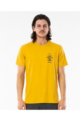 RIP CURL SEARCH ESSENTIAL TEE