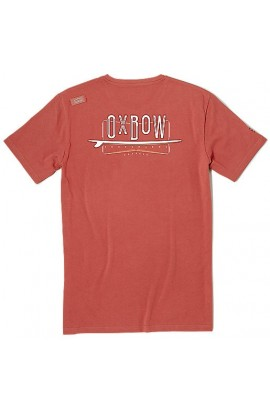 OXBOW TIMS TEE SHIRT MANCHES C